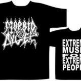 Top 5 - Ikoniske metal-t-shirts