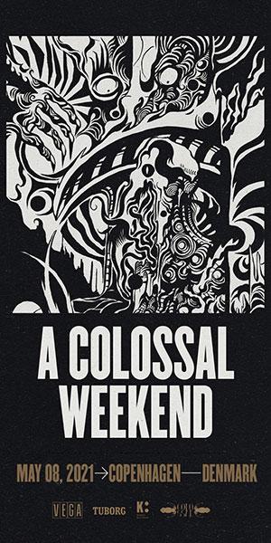 Køb billetter til A Colossal Weekend