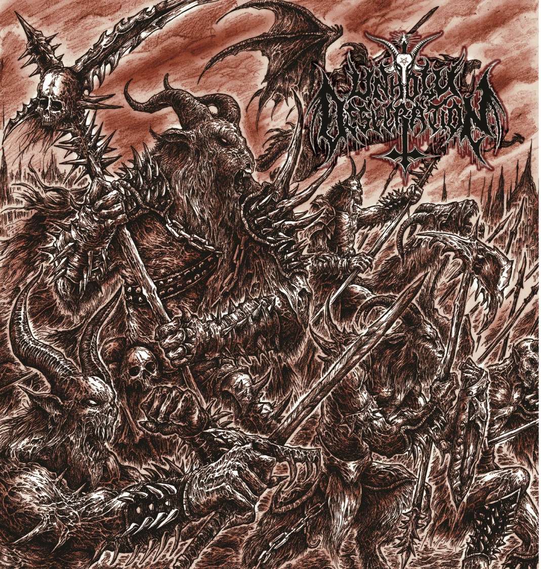 Unholy desceration1