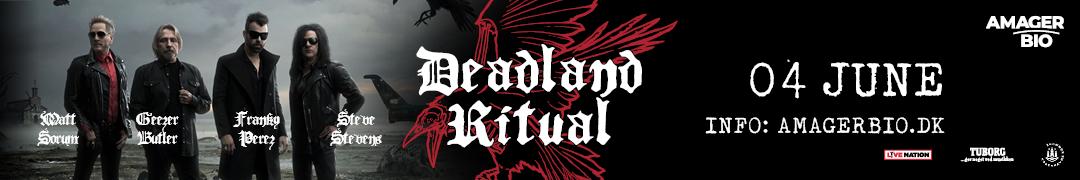 Køb billetter til Deadland Ritual i Amager Bio