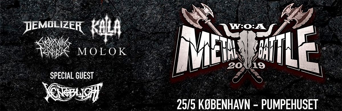 Køb billetter til finalen i årets Wacken Metal Battle