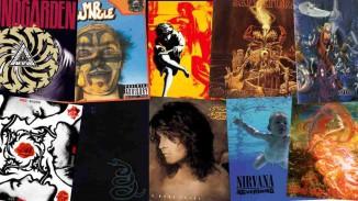 1991 metal albums