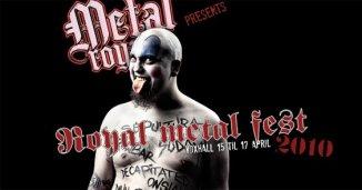 Royal Metal Fest 2010 - lørdag