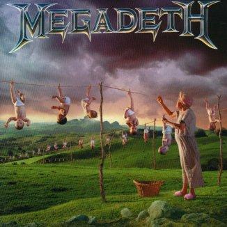Metaldiktator: Megadeth - Youthanasia