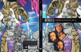 Top 5 - Metallica-film