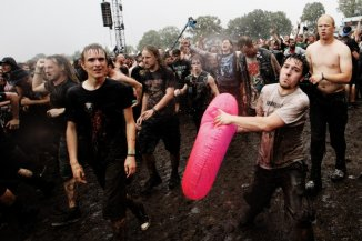 Fotoreportage: Wacken Open Air 2013