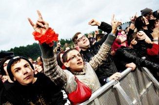 Copenhell '11 Fredag: Fest fra start