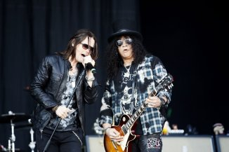 SRF '15: Rutinepræget rockstar