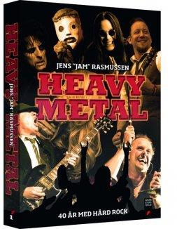 Ny dansk bog om heavy metal