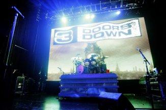 Fotoreportage: 3 Doors Down