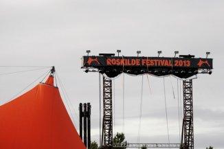Fotoreportage: Roskilde Festival 2013