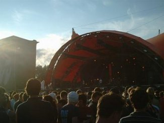 Roskilde Festival 2003: Fredag