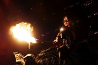 WOA18: Satan og ild i teltet