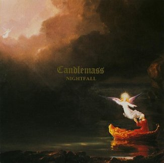 Metaldiktator - Candlemass - Nightfall