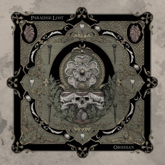 Paradise Lost - 'Obsidian'