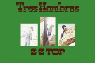 1. 'Tres Hombres' frontcover
