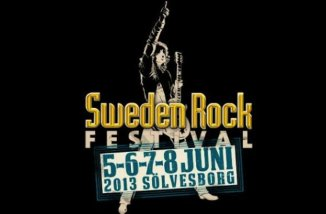 Top 5 - Vi glæder os til Sweden Rock Festival 2013!