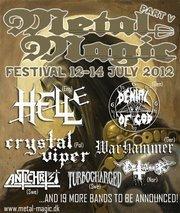 7  navne til Metal Magic Festival V