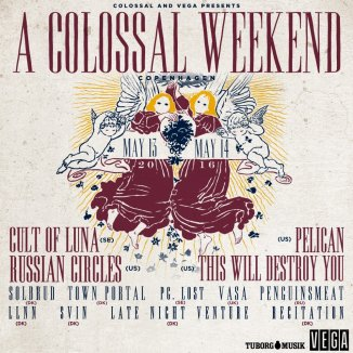 Top 5 - A Colossal Weekend