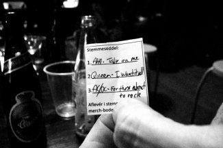 Fotoreportage: Hatesphere, Lygten