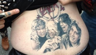 Slayer tramp stamp