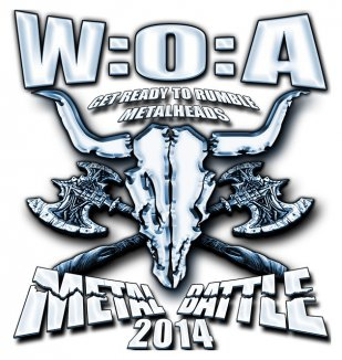W:O:A Metal Battle 2014