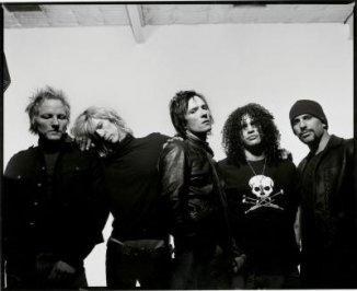 Velvet Revolver Interview, Del I