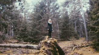 """""""Jeg er et sted nu, som er helt ubegribeligt naturligt for mig"""""""