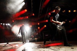 Roskilde Festival '15: Springknivstik i luften