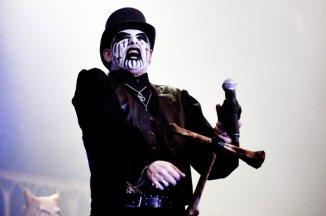 I audiens hos kongen: King Diamond interview - Del 1