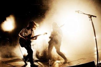 RF '13: Tung rock og løs attitude