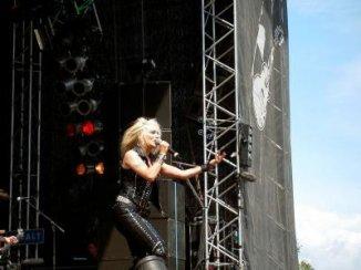 Sweden Rock 2006: Torsdag