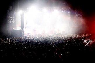 Copenhell '11 Lørdag: Fest, regn, ild