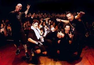 En hel del ord om Anthrax, Lemmy og Cradle Of Filth