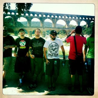 Hatesphere-tourdagbog