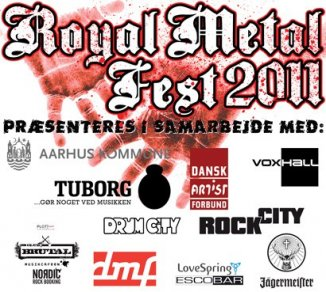 Top 5 - Royal Metal Fest 2011