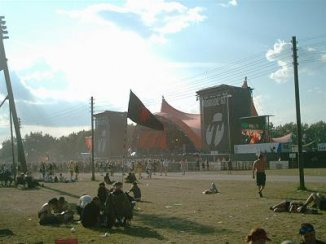 Roskilde Festival 2003: Stone Sour