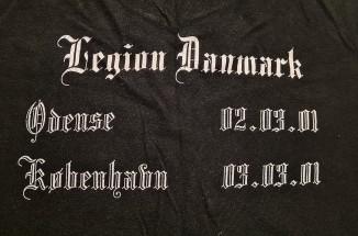 Mayhem Odense 2001
