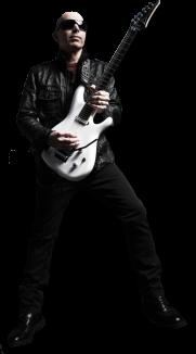 Den ustoppelige guitarhelt