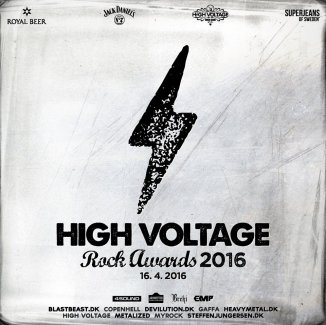 High Voltage Rock Awards '16