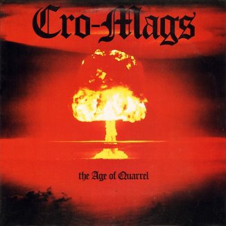 Metaldiktator: Cro-Mags – The Age of Quarrel