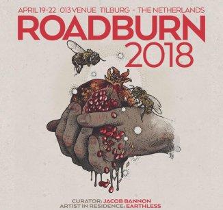 Roadburn 2018 - plakaterne
