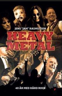 """Vind signeret ex af """"Heavy Metal - 40 år med hård rock""""!"""