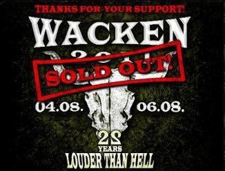 Top 5 - Wacken-eufori