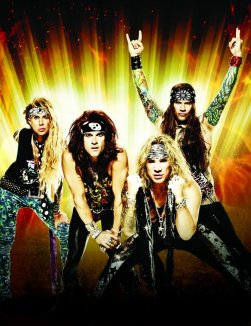 Konkurrence: Steel Panther