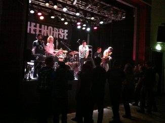 Helhorse-tourdagbog 2