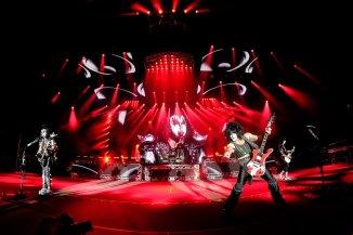 Spinal Tap erstattede Kiss i Horsens