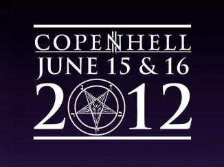 Slayer til Copenhell 2012