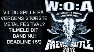 Top 5 - Wacken Metal Battle