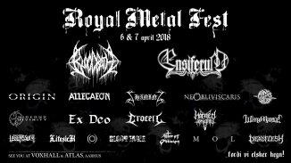 Top 5 - Royal Metal Fest 2018